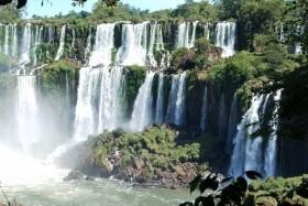 Szilveszter Rio de Janeiróban, Iguazu-vízeséssel fűszerezve