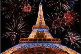 Franciaország - Szilveszter Párizsban