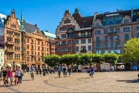 Svédországi körutazás, Malmötől Stockholmig