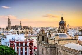 5 Napos Városlátogatás Sevillában - Hotel ****