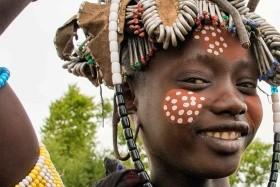 Dél-Etiópia törzsei hosszabbítás