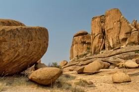 Namíbia - Botswana és Zimbabwe