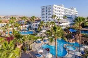 Tél - Lordos Beach Hotel Budapesti Indulás