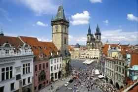 Prága Városlátogatás Buszos Utazással