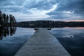 Lappföld, Az Északi-Fok Nyáron