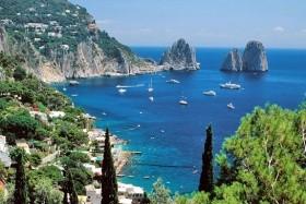 Amalfi partvidék csodái-Nápoly-Capri-Sorrento  6 nap/5 éj