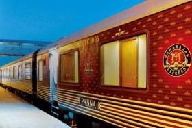 India felfedezése a Maharaja Expresszen