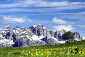 Aktív kikapcsolódás a Dolomitokban