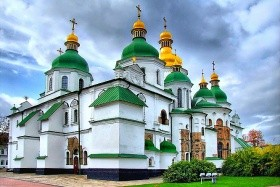 Kijev - Odessza hajóút