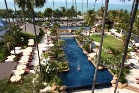 Dubai 3 Éj **** És 4/7/9/12 Éj Hotel Jomtien Palm Beach **** Pattaya