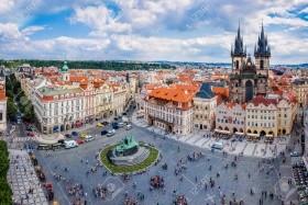 Prágai hétvége