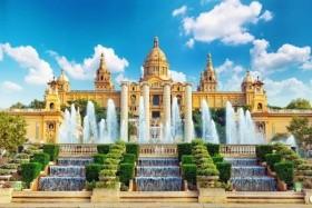 Barcelona a katalán főváros