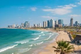 Tel Aviv Városlátogatás