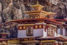 Kelet-India - Bhután