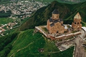 Keresztül a Kaukázuson: Örményország - Grúzia - Azerbajdzsán