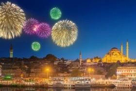 Szilveszter Isztambulban - Csoportos Városlátogatás Programokkal
