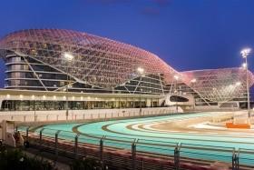FIA Forma-1 Abu Dhabi Nagydíj