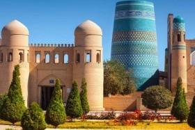 Üzbegisztán - Türkmenisztán körutazás