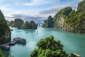 Szilveszter Vietnámban, pihenéssel Mui Ne szigetén