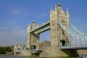 London Szilveszter