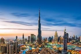 Fényűző Dubai könnyedén