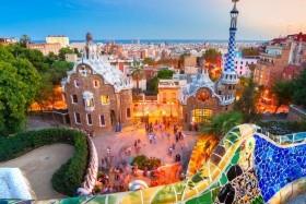 Szilveszter Barcelonában