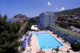 Hotel Santa Lucia E Sabbie D'oro