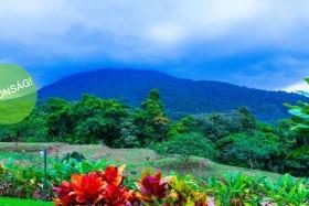 Costa Rica - Felhőerdők, Vulkánok És Gazdag Partok