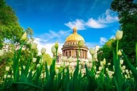 Szentpétervár, A Cárok Városa - 2020. Május