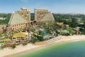 Centara Grand Mirage Beach Resort Pattay