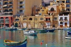 Málta felfedezése - Htl. Canifor