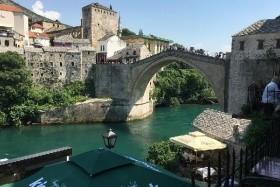 Szilveszter És Tavaszvárás Szarajevóban