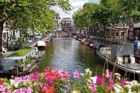 Szilveszter Amszterdamban