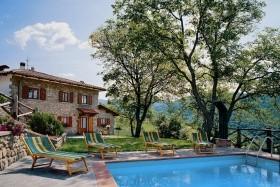 Villa Arezzo Farmház *** - Toszkána