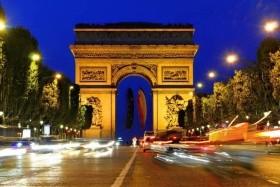 Párizs, Középkategórájú Szálloda