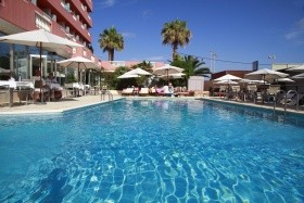 Hotel Fergus Paraiso Beach