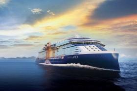 Celebrity Apex - Az Atlanti-Óceánon Át -14 Éjszakás Hajóút