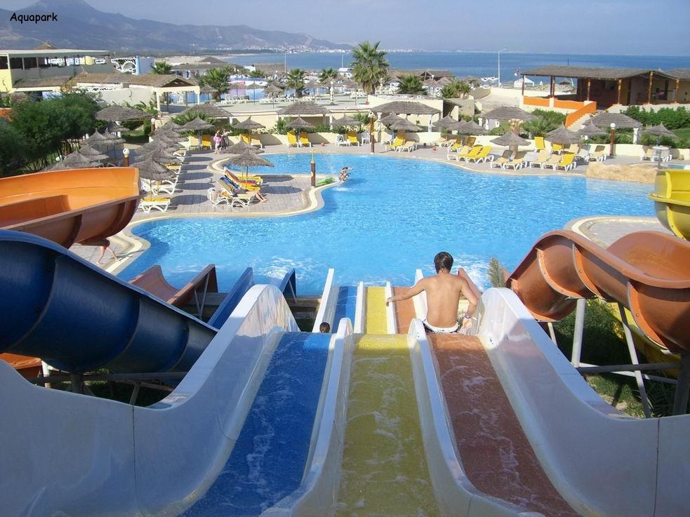 Hawaii Beach Hotel Hammamet