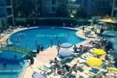 szálloda medence