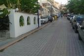 utcáról a hotel