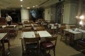 Asztalok és a késői vacsora
