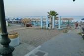 Faliraki Chaplin beach