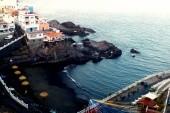 Puerto de Santiago Strandja