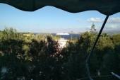 D&amp,A Kilátás a teraszról