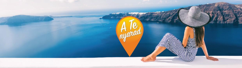 A görög tengerpart mindig jó választás!