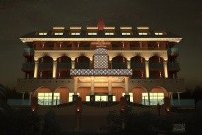 Orange Palace