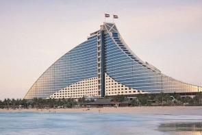 Hotel Jumeirah Beach ***** Dubai (Wizzair Járattal Budapestről)