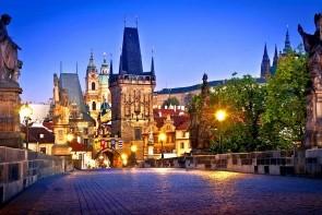 Arany Prága és Csehország világörökségei