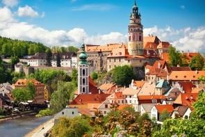 Drezda - Prága