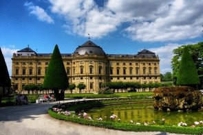 Frankföld csodás városai